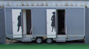 Toilettenwagen 4 plus 1